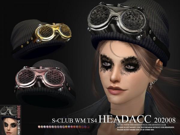 The Sims Resource: WM Headacc 202008 by S Club