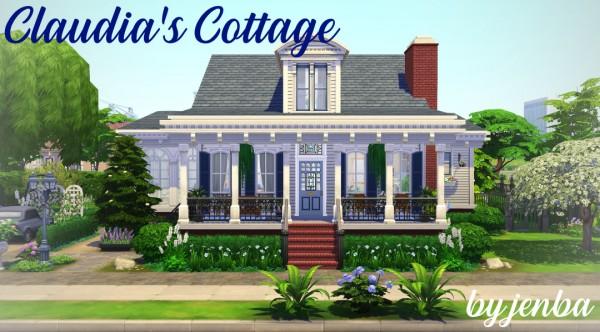 Jenba Sims: Claudia's Cottage
