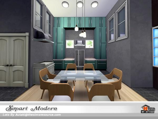 The Sims Resource: Supari Modern NoCC by autaki