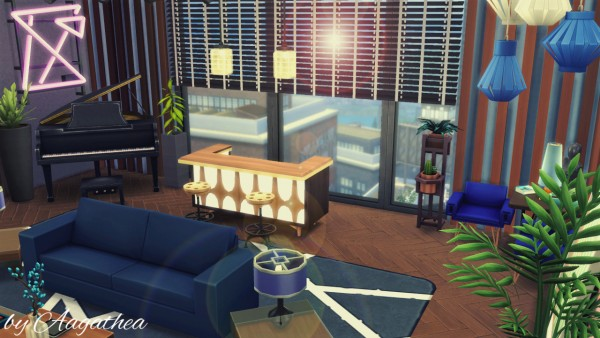 Agathea k: Men's Apartment in Hakim House Apartments