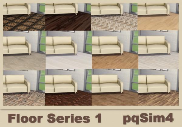 PQSims4: Wood Floors 1