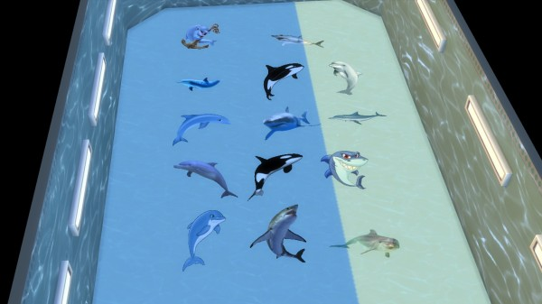 Mod The Sims: Pool decoration by hippy70