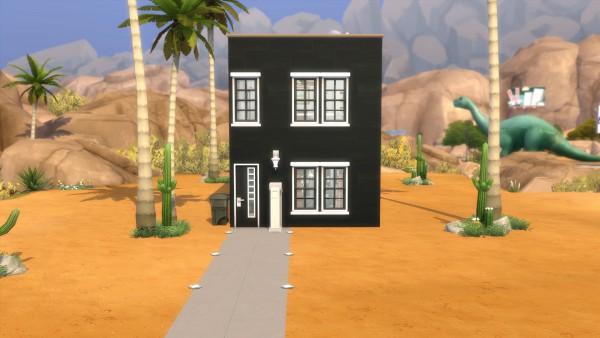 Mod The Sims: Pebble Burrow by EtherealToxic
