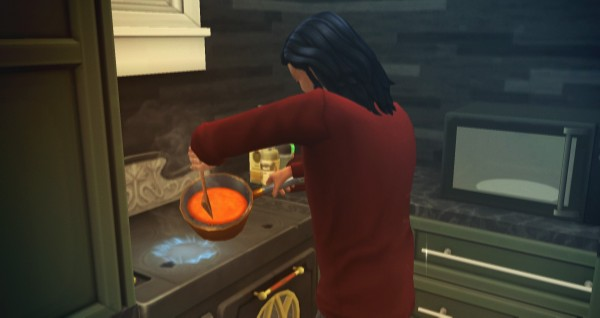 Mod The Sims: Miso Soup   New Custom Recipe by RobinKLocksley