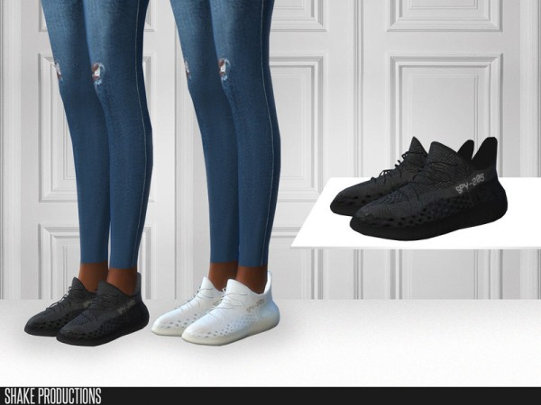 The Sims Resource: Sneakers by ShakeProductions