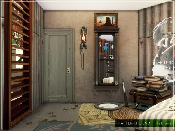 The Sims Resource: After The End by Lhonna