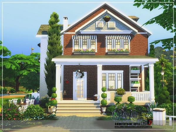 The Sims Resource: Countryside idyll by Danuta720
