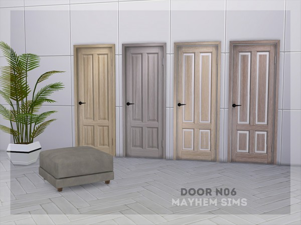 The Sims Resource: Door N06 by mayhem sims