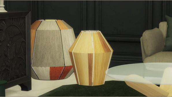 Meinkatz Creations: Bonbon Lamps