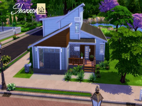 The Sims Resource: Shannon house by GenkaiHaretsu