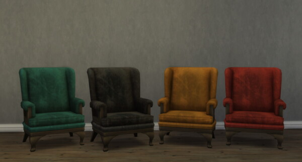 Alial Sim: Eco Chair