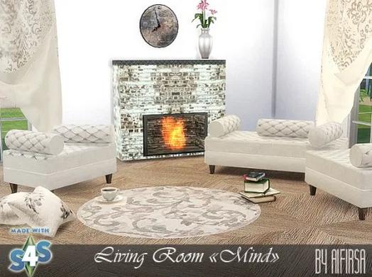 Aifirsa Sims: Livingroom Mind