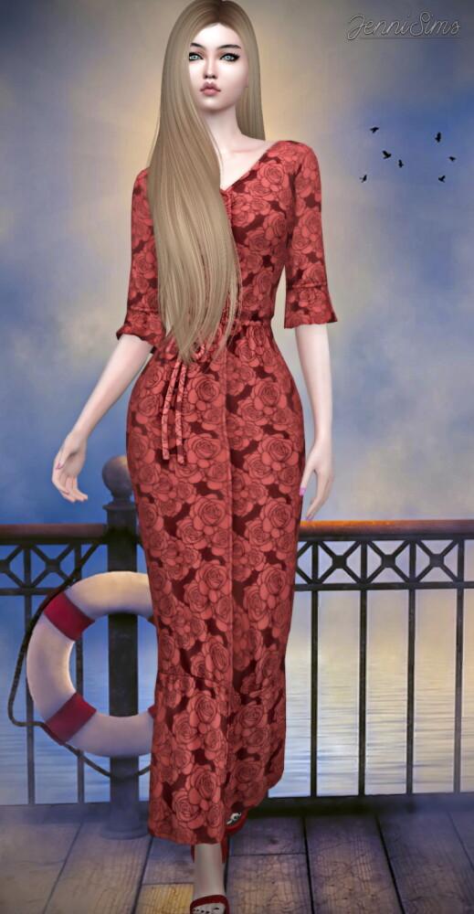 Jenni Sims: Dress Summer