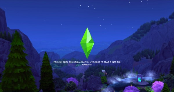 Mod The Sims: More Town Loading Screens by Debbiepear