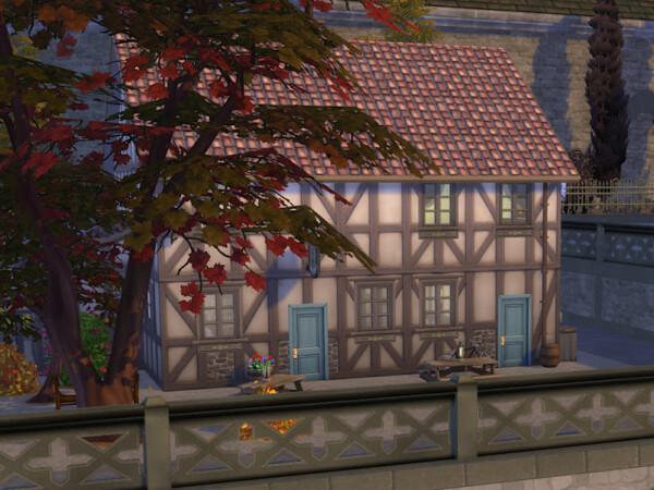 KyriaTs Sims 4 World: The small tavern