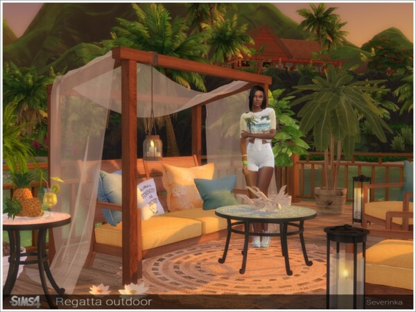 The Sims Resource: Regatta outdoor by Severinka
