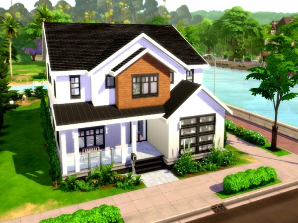 The Sims Resource: Marie House by GenkaiHaretsu