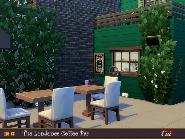 The Sims Resource: The Londoner Bar by evi