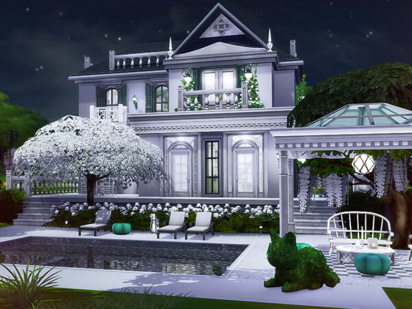 The Sims Resource: Amalia House by Rirann