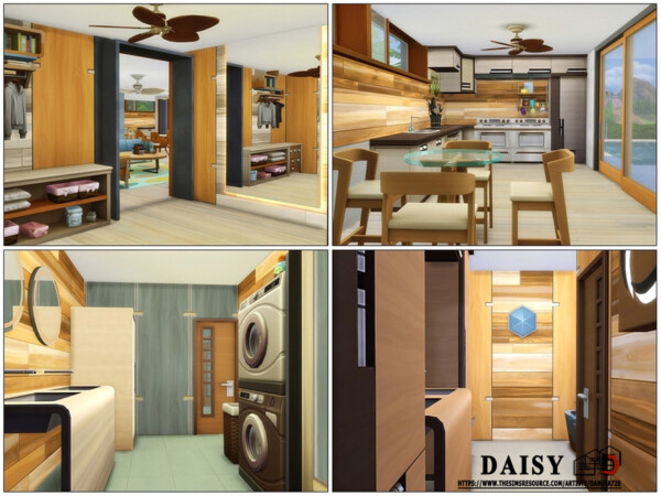 The Sims Resource: Daisy House by Danuta720
