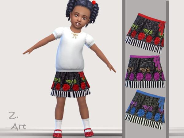 The Sims Resource: Skirt 82 by Zuckerschnute20