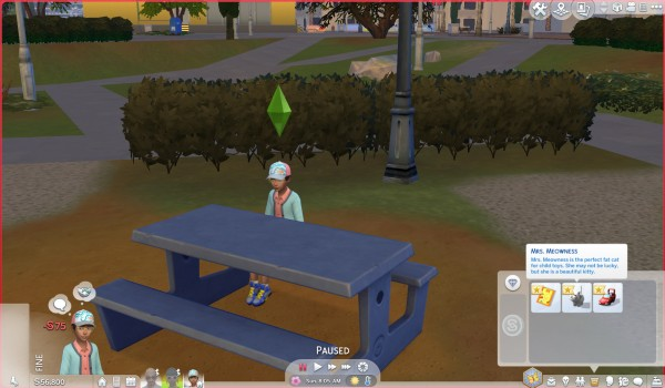 Mod The Sims: Ordering things on mobile by Szemoka