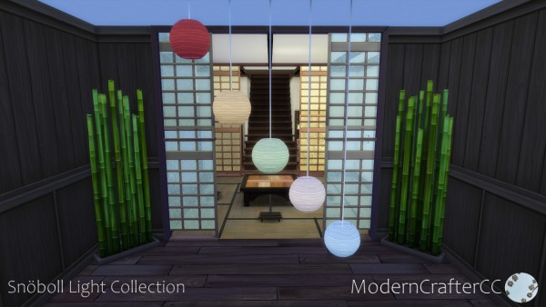 Modern Crafter: Snoboll Light Collection