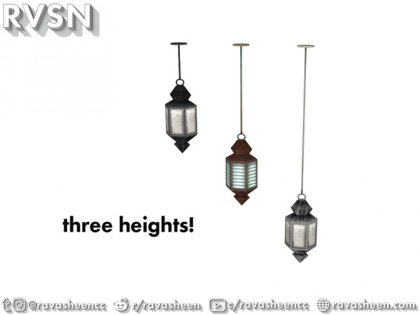 The Sims Resource: Straight Trellin Curb Appeal Set by RAVASHEEN