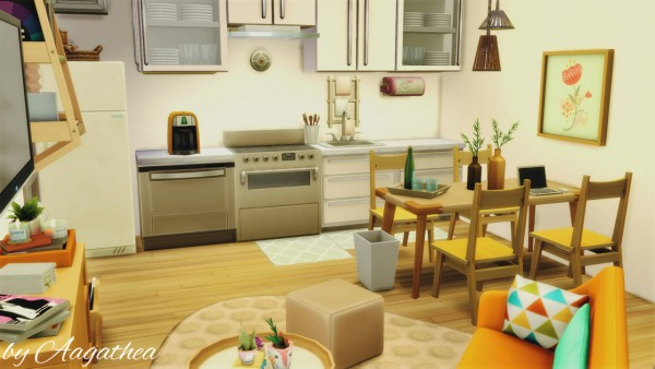 Agathea k: Harbor Apartments