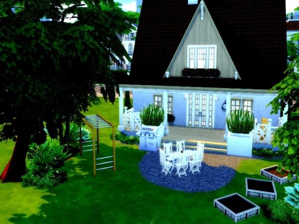 The Sims Resource: Eleonor House by GenkaiHaretsu