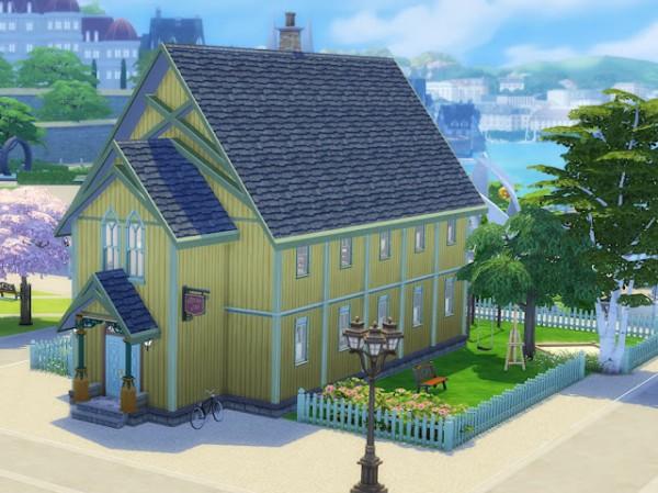 KyriaTs Sims 4 World: The Prayer House