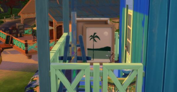Luniversims: Mini Lagon House by Kaleiya