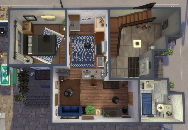 Catsaar: The creative apartment