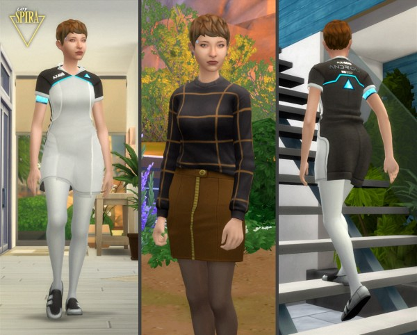 Mod The Sims: AX400 Kara  by LadySpira