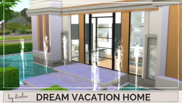 Dinha Gamer: Dream Vacation Home