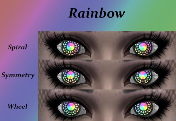 Mod The Sims: Cyborg Eyes by Serpentia