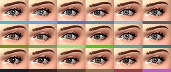 Simsontherope: Doe eyes Replacement