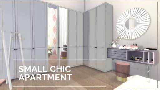 Dinha Gamer: Small Chic Apartment