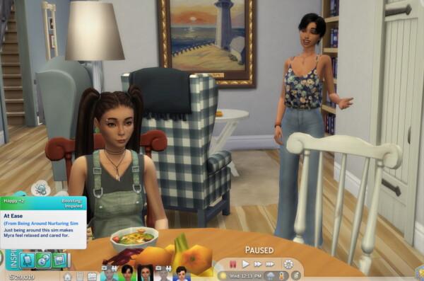 Mod The Sims: Nurturing Trait by MissBee