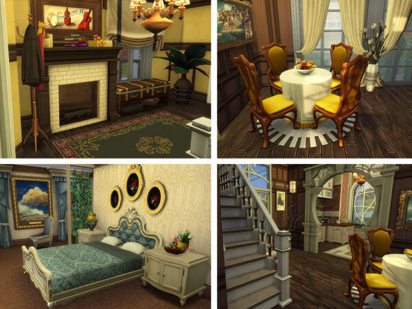 The Sims Resource: Old English Estate by Ineliz