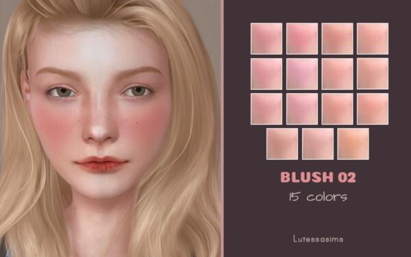 Lutessa: Blush 02