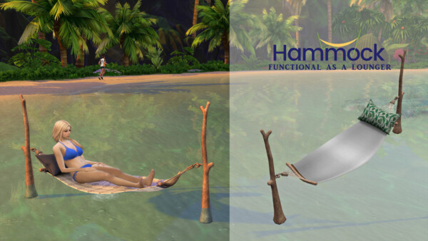 Leo 4 Sims: Hammock