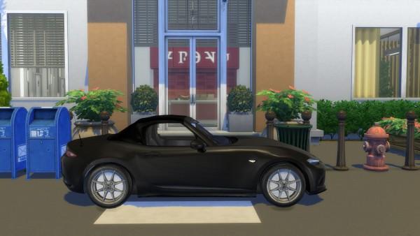 Modern Crafter: 2015 Mazda Roadster