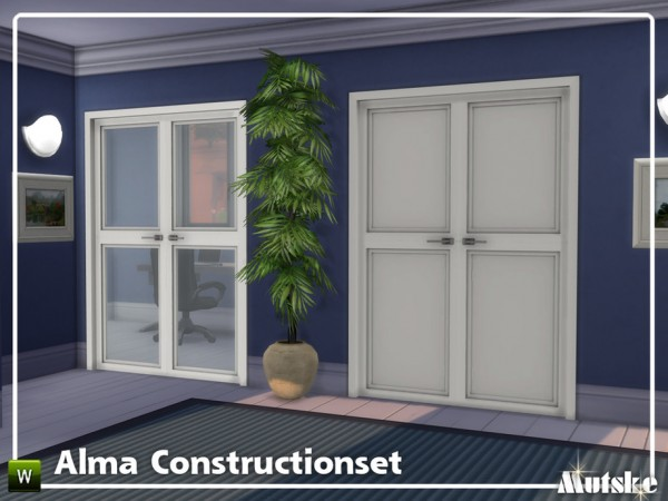The Sims Resource: Alma Constructionset Part 9 by mutske