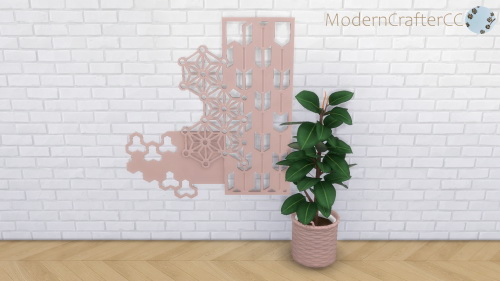 Modern Crafter: Geometric Perfection Recolour