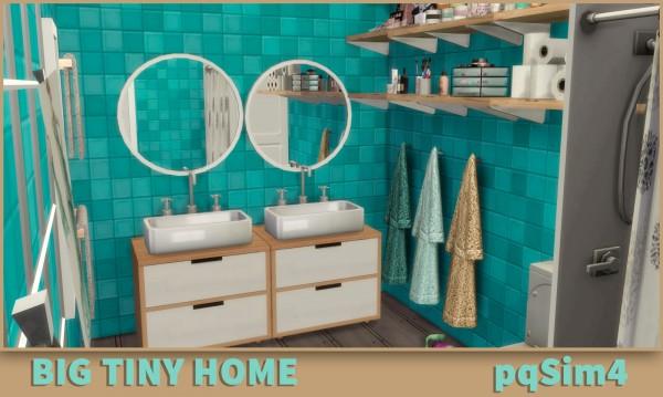 PQSims4: Big Tiny Home