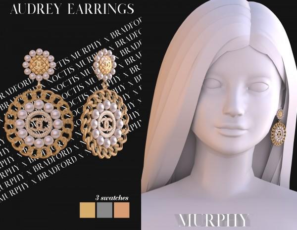 Murphy: Audrey Earrings