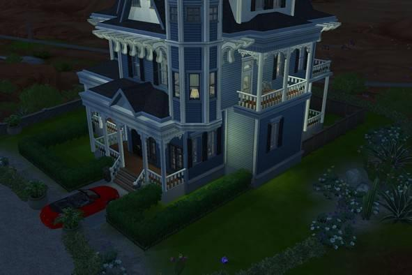 Luniversims: Dollhouse Victorian by  grena9fr