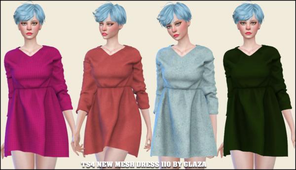 All by Glaza: Dress 110