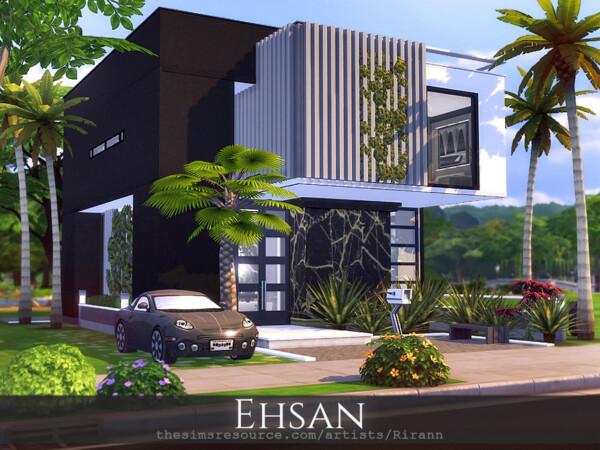 The Sims Resource: Ehsan House by Rirann